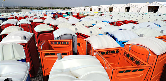 Champion Portable Toilets in Jacksonville, NC